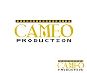 CAMEO PRODUCTIONS Logo - Entry #17