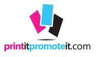 PrintItPromoteIt.com Logo - Entry #198