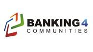 Banking 4 Communities Logo - Entry #65