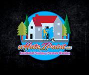 uHate2Paint LLC Logo - Entry #38