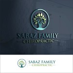 Sabaz Family Chiropractic or Sabaz Chiropractic Logo - Entry #256