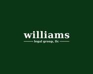 williams legal group, llc Logo - Entry #36