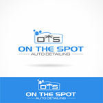 On the Spot Auto Detailing Logo - Entry #131