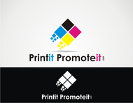 PrintItPromoteIt.com Logo - Entry #211