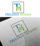 TRILOGY HOMES Logo - Entry #19