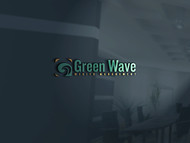 Green Wave Wealth Management Logo - Entry #435