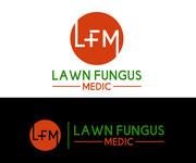 Lawn Fungus Medic Logo - Entry #222