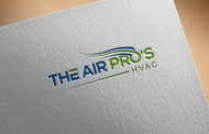 The Air Pro's  Logo - Entry #144