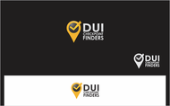 DUI Checkpoint Finder Logo - Entry #81