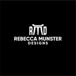 Rebecca Munster Designs (RMD) Logo - Entry #144
