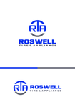 Roswell Tire & Appliance Logo - Entry #122
