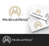 Medieval Metal Logo - Entry #34