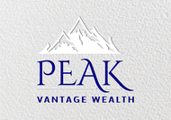 Peak Vantage Wealth Logo - Entry #178