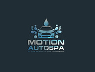 Motion AutoSpa Logo - Entry #41