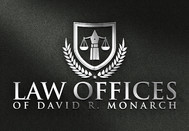 Law Offices of David R. Monarch Logo - Entry #227