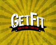 GetFit Logo - Entry #62