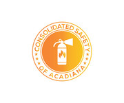 Consolidated Safety of Acadiana / Fire Extinguisher Sales & Service Logo - Entry #36