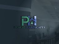 Placid Hardscapes Logo - Entry #11