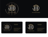 JMD Interiors Logo - Entry #176