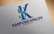 Sanford Krilov Financial       (Sanford is my 1st name & Krilov is my last name) Logo - Entry #250