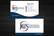 jcs financial solutions Logo - Entry #411