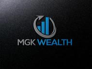 MGK Wealth Logo - Entry #101