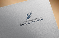 Law Offices of David R. Monarch Logo - Entry #173