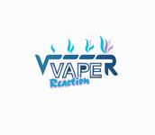 Vape Reaction Logo - Entry #165