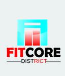 FitCore District Logo - Entry #35
