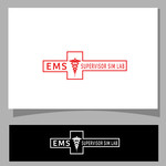 EMS Supervisor Sim Lab Logo - Entry #97