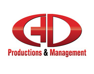Corporate Logo Design 'AD Productions & Management' - Entry #27