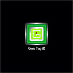 Android/iOS GPS/Photo tagging App Icon Logo - Entry #33