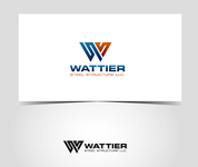 Wattier Steel Structures LLC. Logo - Entry #13