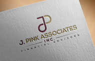 J. Pink Associates, Inc., Financial Advisors Logo - Entry #155