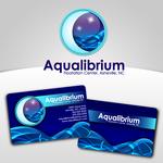 Aqualibrium Logo - Entry #110
