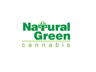 Natural Green Cannabis Logo - Entry #126