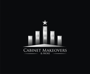 Cabinet Makeovers & More Logo - Entry #13