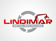 Lindimar Metal Recycling Logo - Entry #366