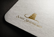 Sassy Sweethearts Bakery Logo - Entry #30