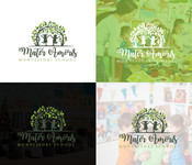 Mater Amoris Montessori School Logo - Entry #168