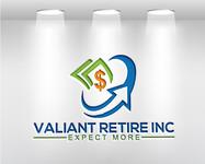 Valiant Retire Inc. Logo - Entry #244