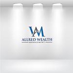 ALLRED WEALTH MANAGEMENT Logo - Entry #428