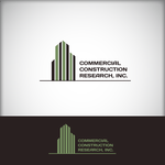 Commercial Construction Research, Inc. Logo - Entry #220