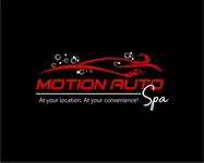 Motion AutoSpa Logo - Entry #177