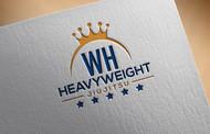 Heavyweight Jiujitsu Logo - Entry #130