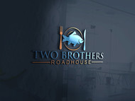 Two Brothers Roadhouse Logo - Entry #30