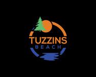 Tuzzins Beach Logo - Entry #191