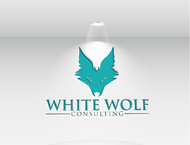 White Wolf Consulting (optional LLC) Logo - Entry #298