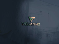 Vegan Fix Logo - Entry #110
