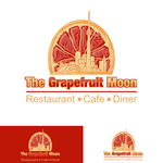 The Grapefruit Moon Logo - Entry #23